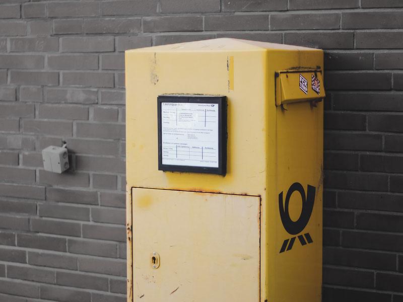 Individuelle und personalisierte Nachrichten direkt in den Briefkasten