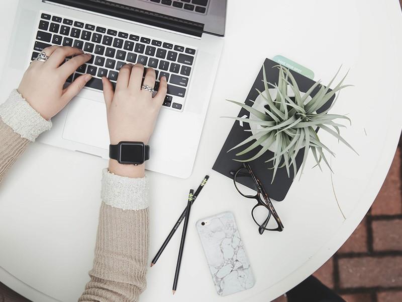 Blog Beiträge erstellen und schreiben mit creo-media