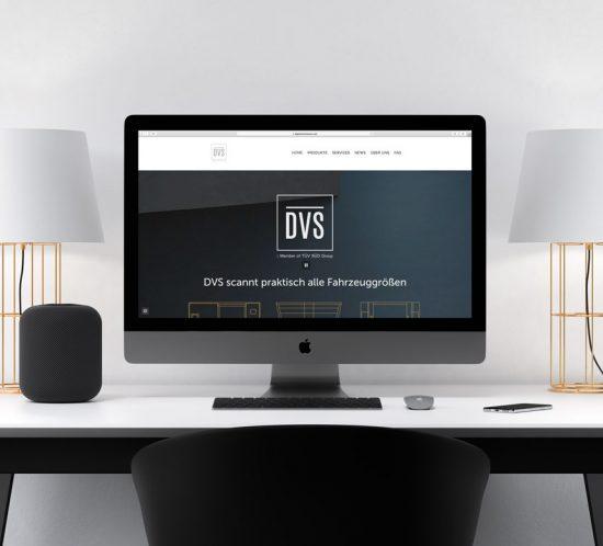DVS_Website3 computer  creo-media GmbH Hannover