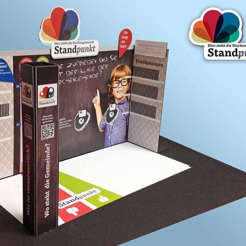 Veranstaltungsdesign für SI EKD  creo-media GmbH Hannover