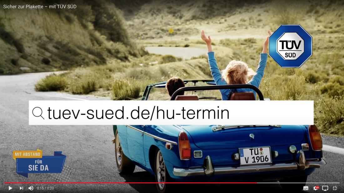 kommunikationskampagne für tuev sued |creo-media GmbH Hannover