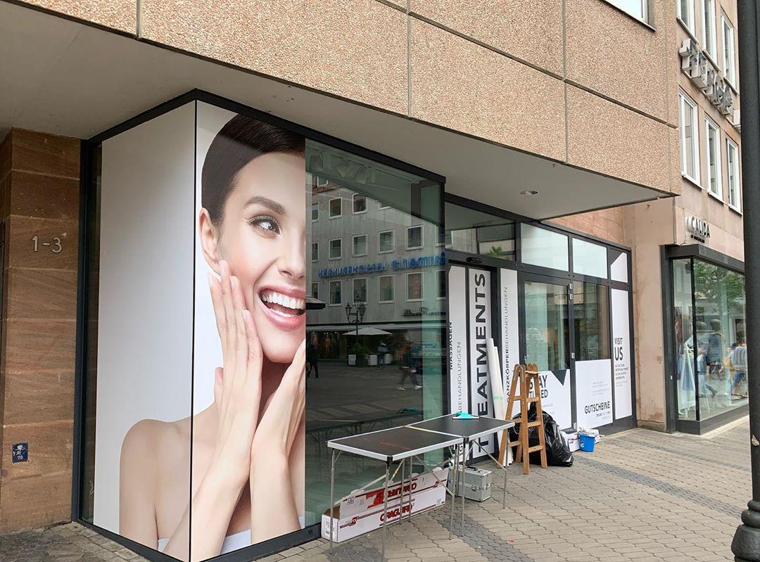 hopecosmetics-shop5 aussensignalisation  creo-media GmbH Hannover