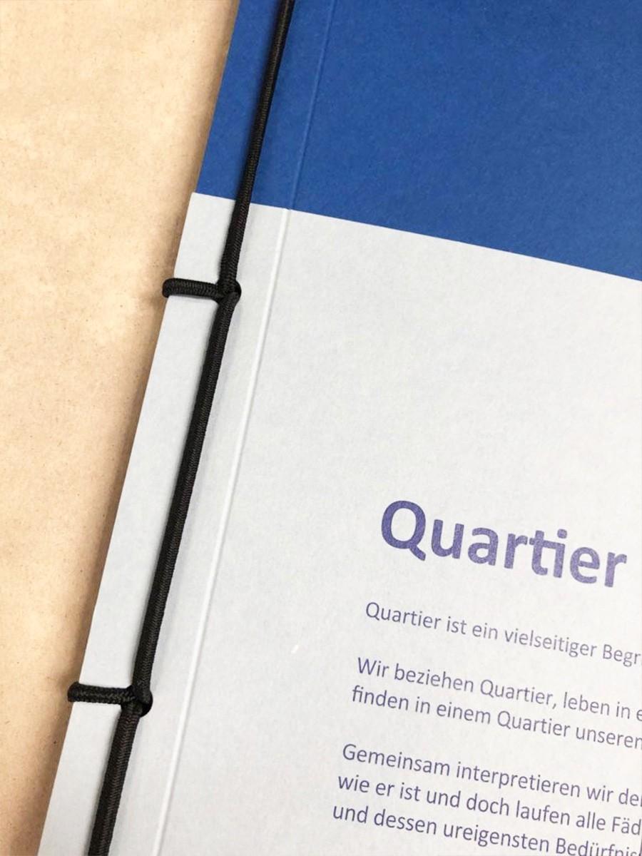 quartier stuckert mappe  creo-media GmbH Hannover