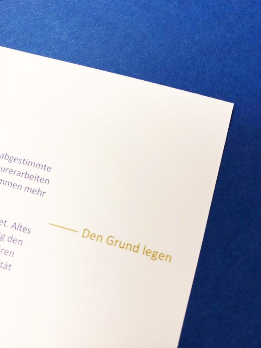 quartier stuckert Papier  creo-media GmbH Hannover