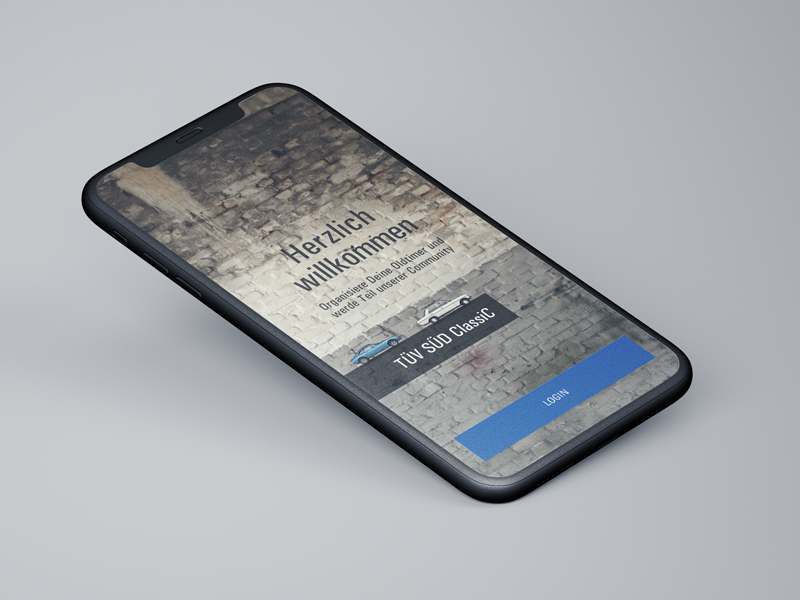 Classic-App-6 iPhone  creo-media GmbH Hannover
