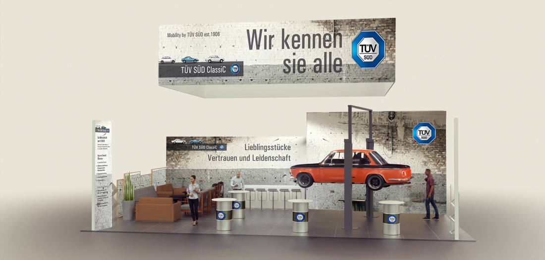 tuev-sued-Messestand-Classic3 |creo-media GmbH Hannover