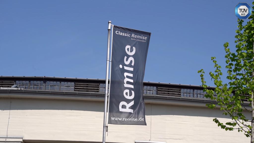 tuev-sued-classic-remise1 aussensignalisation |creo-media GmbH Hannover