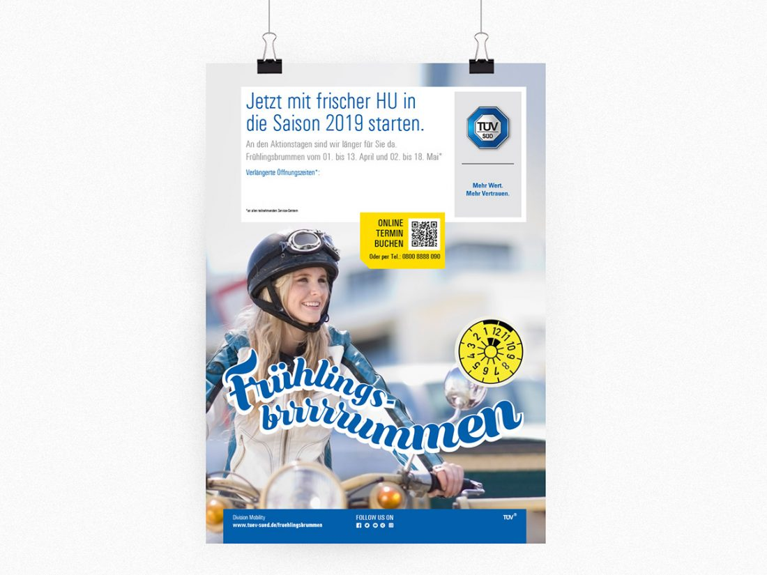 tuev-sued_poster-fruhlingsbrummen | creo-media GmbH Hannover