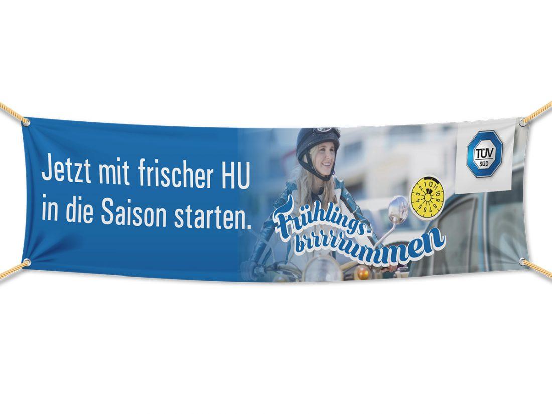 tuev-sued_spannbanner-fruhlingsbrummen | creo-media GmbH Hannover