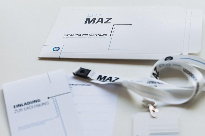 MAZ-einaldung 3 tuev sued umschlag |creo-media GmbH Hannover