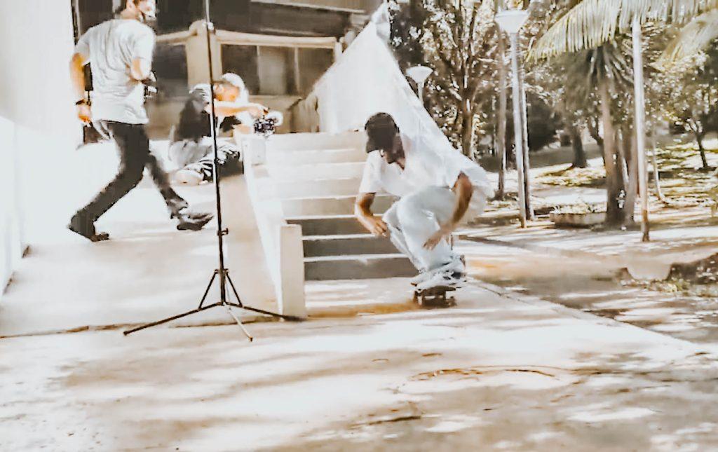 video screenshot skateboard |creo-media GmbH Hannover