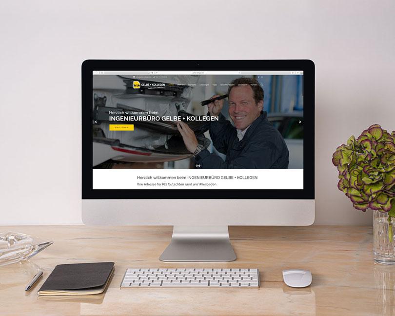 website-gelbe-und-kollegen-1 |creo-media GmbH Hannover