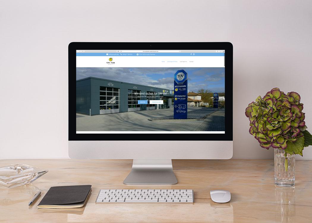 website-tüfa-team-kfz-prüfstelle-niedernhausen-1  creo-media GmbH Hannover